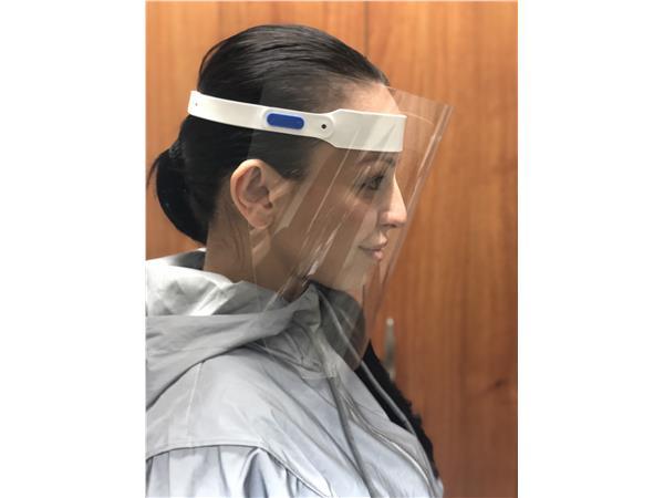 Gezichtsmasker - Gelaatsscherm - Hygiene masker - Spatscherm - Gezichtsbescherming